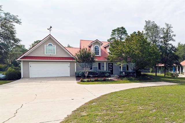 11590 NE 108TH Street, Archer, FL 32618 (MLS #A4511913) :: Gate Arty & the Group - Keller Williams Realty Smart
