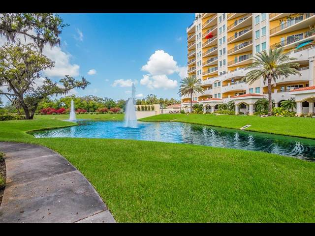 501 Haben Boulevard #506, Palmetto, FL 34221 (MLS #A4511958) :: SunCoast Home Experts