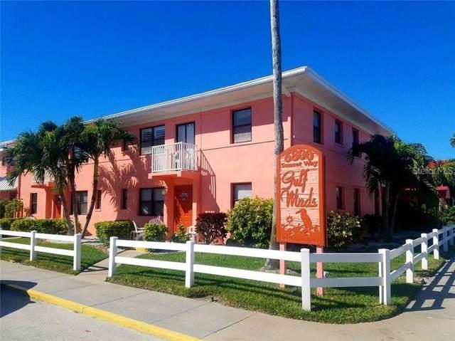 6800 Sunset Way #705, St Pete Beach, FL 33706 (MLS #A4511961) :: Zarghami Group