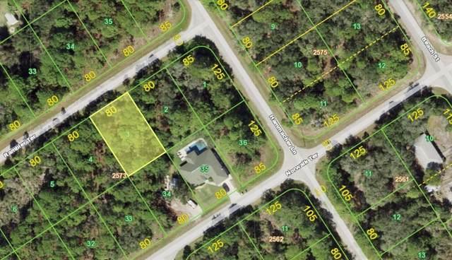 1260 Rambler Terrace, Port Charlotte, FL 33953 (MLS #A4511991) :: Vacasa Real Estate