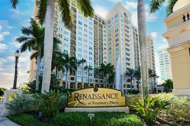 750 N Tamiami Trail #610, Sarasota, FL 34236 (MLS #A4512003) :: Visionary Properties Inc