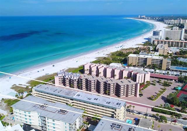 6500 Midnight Pass Road #204, Sarasota, FL 34242 (MLS #A4512013) :: Southern Associates Realty LLC