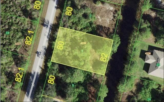 8190 Agate Street, Port Charlotte, FL 33981 (MLS #A4512014) :: Dalton Wade Real Estate Group