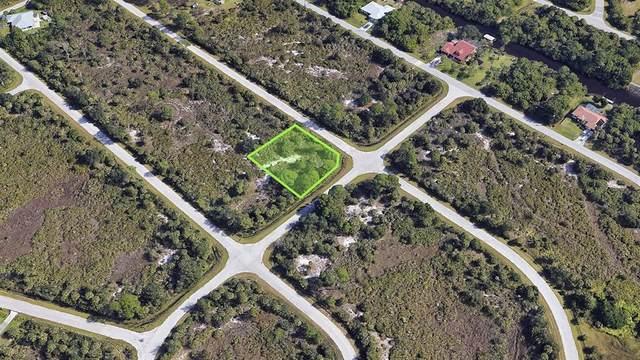 12395 Dietrich Avenue, Port Charlotte, FL 33953 (MLS #A4512030) :: GO Realty
