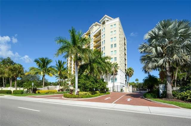 501 Haben Boulevard #706, Palmetto, FL 34221 (MLS #A4512051) :: SunCoast Home Experts
