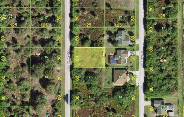 7018 Embry Street, Port Charlotte, FL 33981 (MLS #A4512075) :: Gate Arty & the Group - Keller Williams Realty Smart