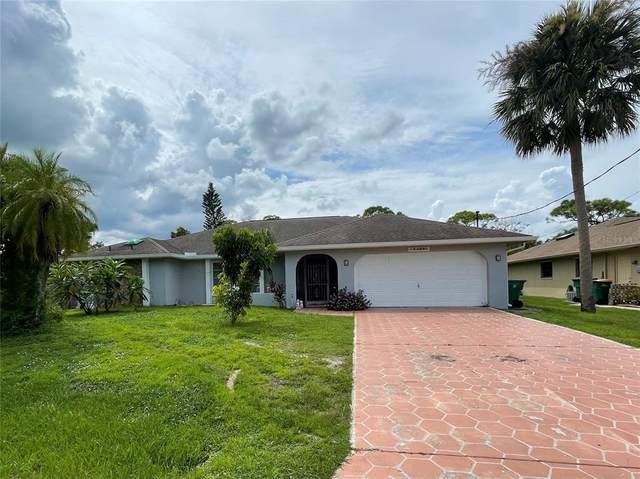 1369 Kensington Street, Port Charlotte, FL 33952 (MLS #A4512079) :: Vacasa Real Estate