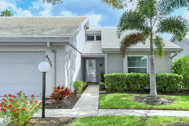 4335 Brittany Lane #60, Sarasota, FL 34233 (MLS #A4512145) :: The Heidi Schrock Team