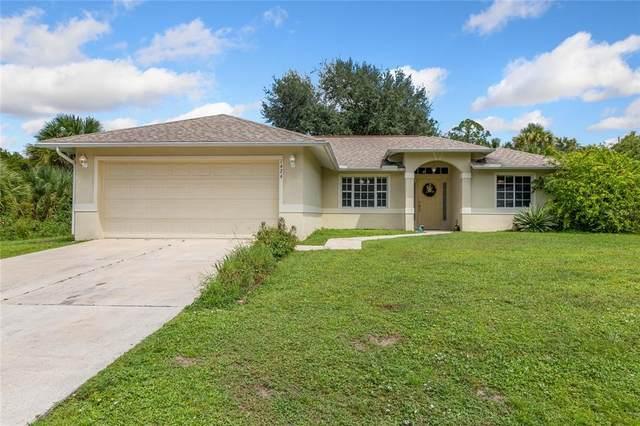 1424 Dexter Road, North Port, FL 34288 (MLS #A4512186) :: Sarasota Gulf Coast Realtors