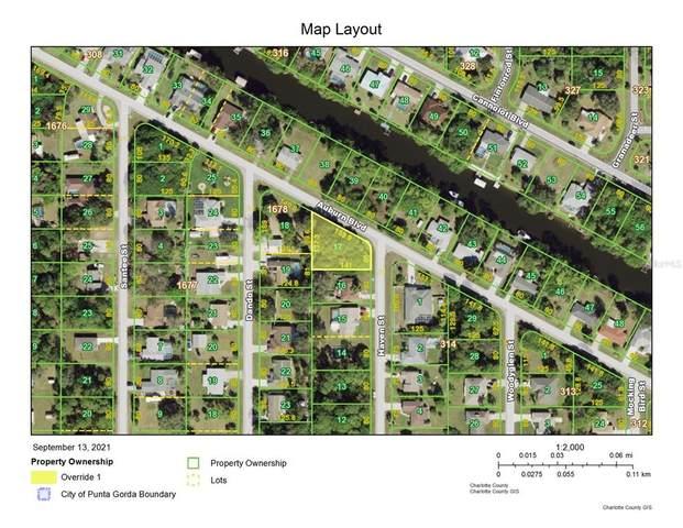 2401 Haven Street, Port Charlotte, FL 33948 (MLS #A4512209) :: RE/MAX Elite Realty