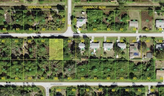 10389 Deerwood Avenue, Englewood, FL 34224 (MLS #A4512229) :: Keller Williams Realty Select