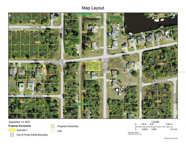 12255 Kneeland Terrace, Port Charlotte, FL 33981 (MLS #A4512245) :: Team Bohannon