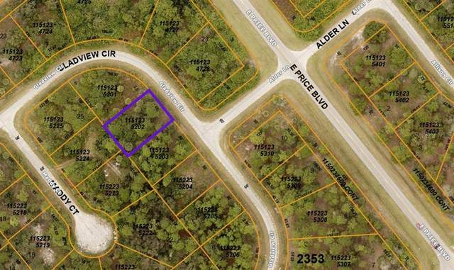 Gladview Circle, North Port, FL 34288 (MLS #A4512248) :: Globalwide Realty