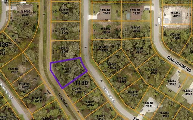 Firebrand Road, North Port, FL 34288 (MLS #A4512251) :: Gate Arty & the Group - Keller Williams Realty Smart