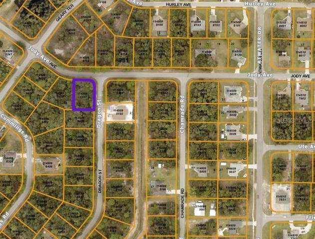 Dragon Street, North Port, FL 34288 (MLS #A4512256) :: Globalwide Realty