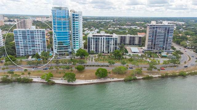 555 S Gulfstream Avenue #303, Sarasota, FL 34236 (MLS #A4512357) :: The Paxton Group