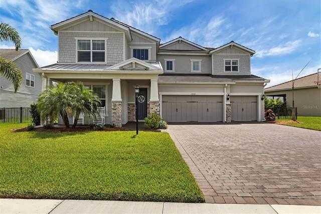 12418 Blue Hill Trail, Bradenton, FL 34211 (MLS #A4512366) :: EXIT King Realty