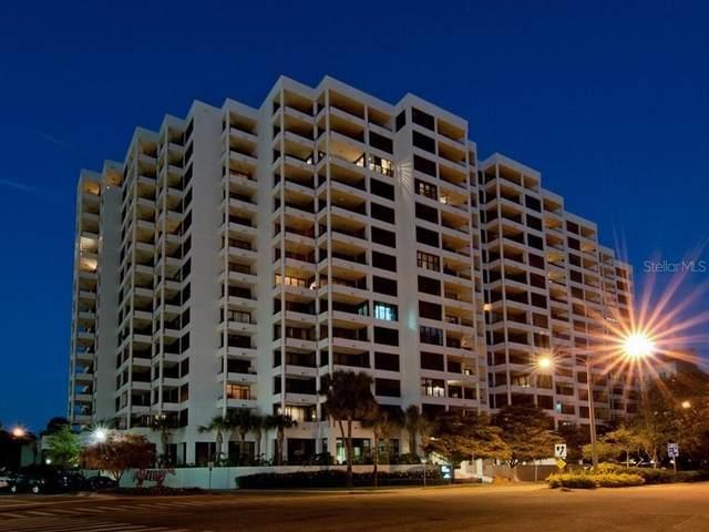 1255 N Gulfstream Avenue #505, Sarasota, FL 34236 (MLS #A4512379) :: Southern Associates Realty LLC