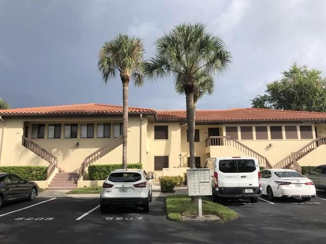 5211 Lake Village Drive #17, Sarasota, FL 34235 (MLS #A4512440) :: The Heidi Schrock Team