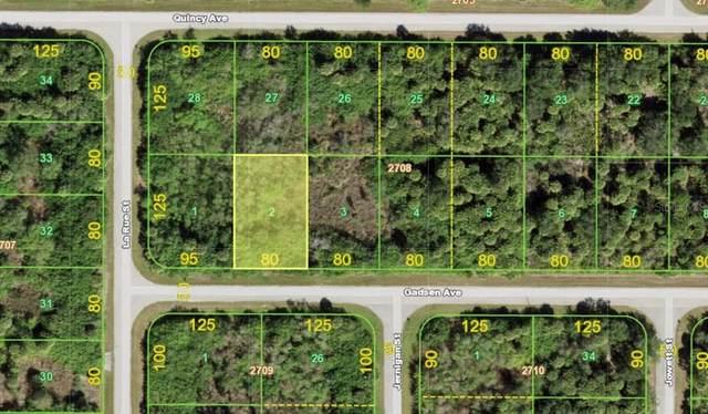 17374 Gadsen Avenue, Port Charlotte, FL 33948 (MLS #A4512461) :: McConnell and Associates