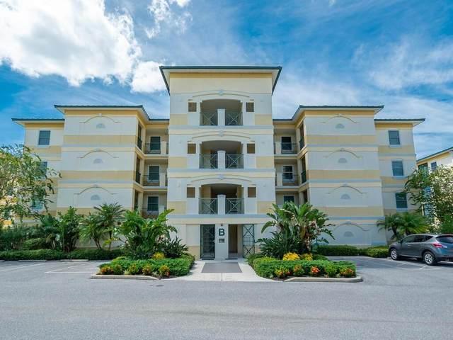 9203 Griggs Road B203, Englewood, FL 34224 (MLS #A4512498) :: Prestige Home Realty