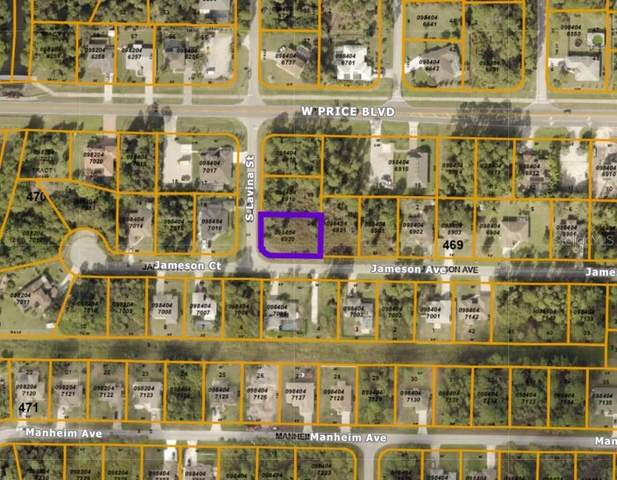 Jameson Avenue, North Port, FL 34286 (MLS #A4512500) :: Gate Arty & the Group - Keller Williams Realty Smart