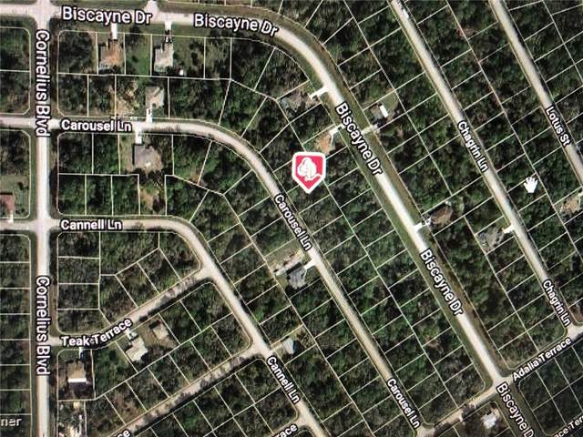 15090 Carousel Lane, Port Charlotte, FL 33953 (MLS #A4512503) :: The Paxton Group