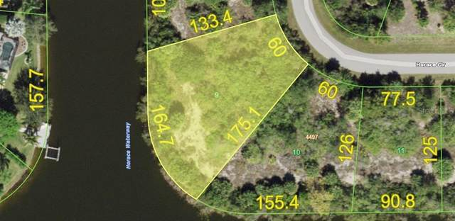 9502 Horace Circle, Port Charlotte, FL 33981 (MLS #A4512514) :: RE/MAX Elite Realty