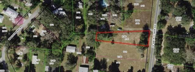 11712 N Citrus Avenue, Crystal River, FL 34428 (MLS #A4512518) :: Delgado Home Team at Keller Williams
