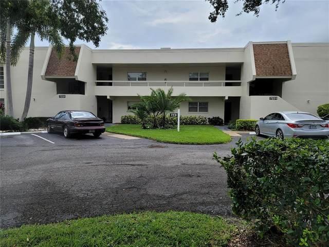 7231 W Country Club Dr N #230, Sarasota, FL 34243 (MLS #A4512520) :: The Heidi Schrock Team