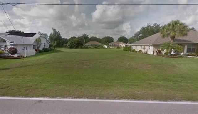 687 Rotonda Circle, Rotonda West, FL 33947 (MLS #A4512523) :: Charles Rutenberg Realty