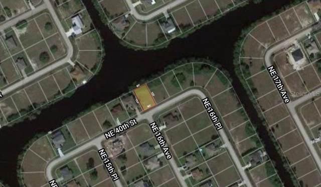1535 NE 40TH Street, Cape Coral, FL 33909 (MLS #A4512541) :: Vacasa Real Estate