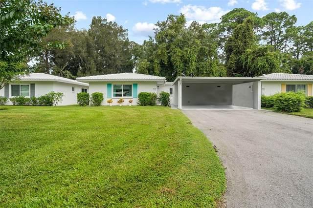 1825 University Place #145, Sarasota, FL 34235 (MLS #A4512554) :: GO Realty