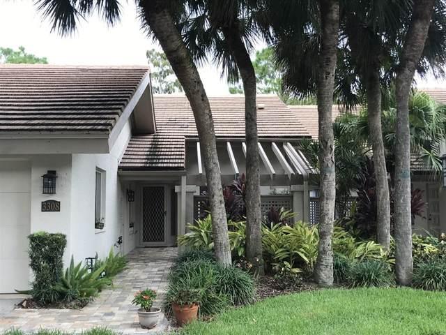 3308 Sandleheath #23, Sarasota, FL 34235 (MLS #A4512583) :: GO Realty