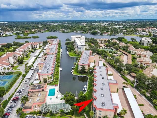 1215 S Portofino Drive 26DOLP, Sarasota, FL 34242 (MLS #A4512655) :: Southern Associates Realty LLC
