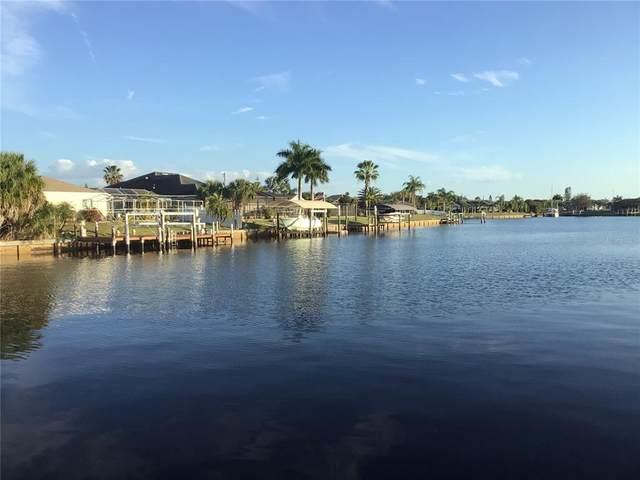 17184 Gulfspray Circle, Port Charlotte, FL 33948 (MLS #A4512656) :: Team Turner