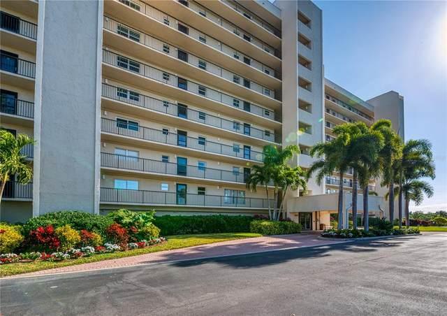 9397 Midnight Pass Road #901, Sarasota, FL 34242 (MLS #A4512659) :: The Paxton Group
