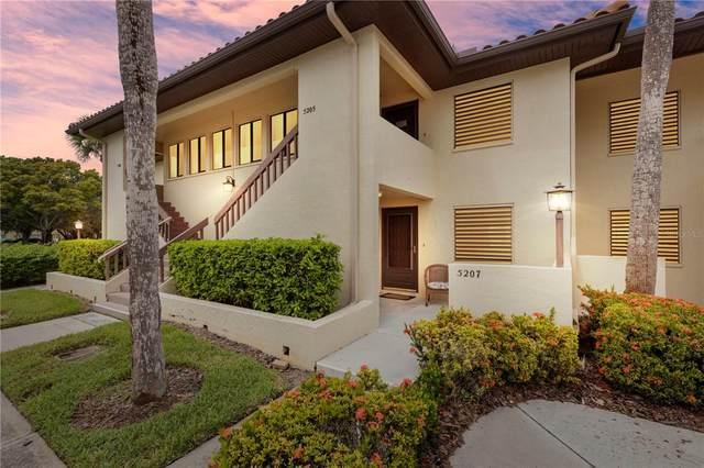 5207 Lake Village Drive #15, Sarasota, FL 34235 (MLS #A4512670) :: GO Realty