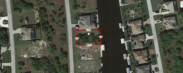 8276 Tecumseh Circle, Port Charlotte, FL 33981 (MLS #A4512706) :: Sarasota Property Group at NextHome Excellence
