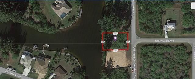 10170 Owl Head Circle, Port Charlotte, FL 33981 (MLS #A4512710) :: RE/MAX Elite Realty