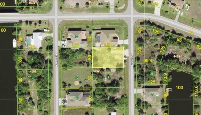 9485 Arnaz Circle, Port Charlotte, FL 33981 (MLS #A4512739) :: RE/MAX Elite Realty