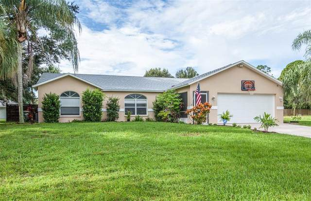 2717 Cranbrook Avenue, North Port, FL 34286 (MLS #A4512740) :: Team Turner
