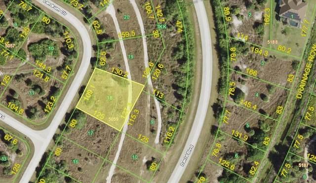 7232 Landrum Circle, Port Charlotte, FL 33981 (MLS #A4512745) :: Team Turner
