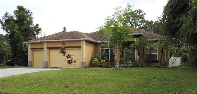 3621 Lapeer Avenue, North Port, FL 34287 (MLS #A4512748) :: Team Turner