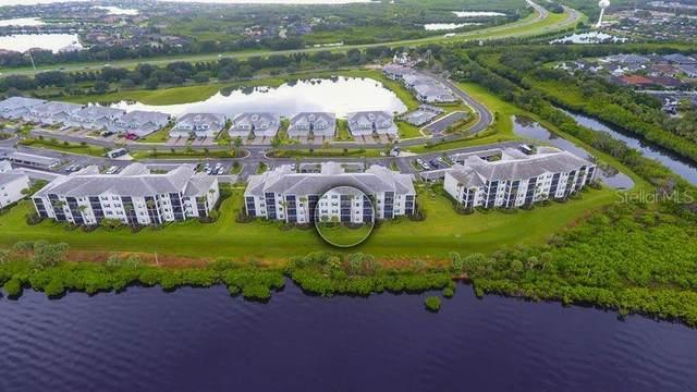 910 Tidewater Shores Loop #104, Bradenton, FL 34208 (MLS #A4512753) :: Florida Real Estate Sellers at Keller Williams Realty