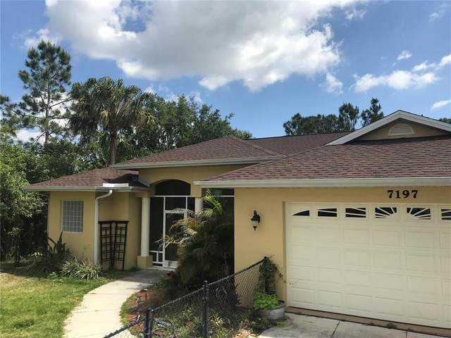 7197 Crock Avenue, North Port, FL 34291 (MLS #A4512768) :: The Hustle and Heart Group