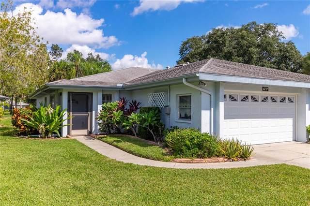 4237 Center Gate Lane #19, Sarasota, FL 34233 (MLS #A4512789) :: Expert Advisors Group