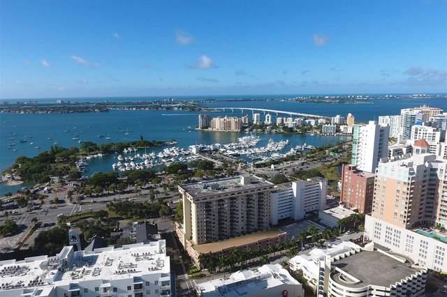 101 S Gulfstream Avenue 11K, Sarasota, FL 34236 (MLS #A4512864) :: EXIT Gulf Coast Realty