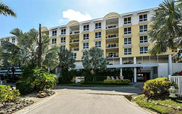 915 Seaside, Weeks 52-1 Drive #613, Sarasota, FL 34242 (MLS #A4512872) :: Bustamante Real Estate