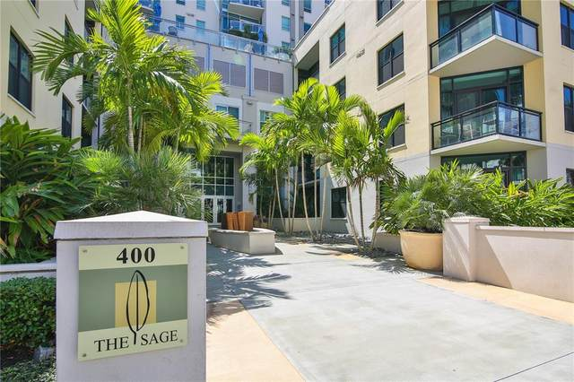 400 4TH Avenue S #1004, St Petersburg, FL 33701 (MLS #A4512905) :: Future Home Realty